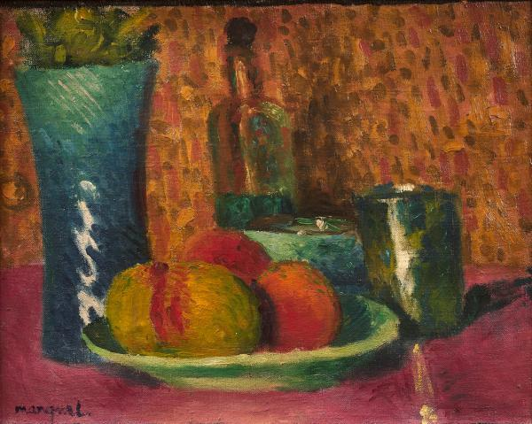 Albert Marquet, 'Nature morte aux pommes', ca. 1898, BAILLY GALLERY