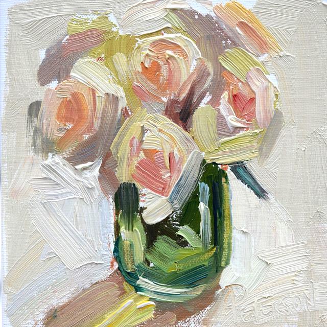 , 'Roses Still Life,' , Beverly McNeil Gallery