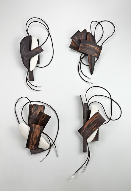 , 'Trap Series, Pendants,' 2014, Gallery Loupe
