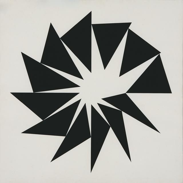 , 'Untitled,' 1958, Galeria Frente