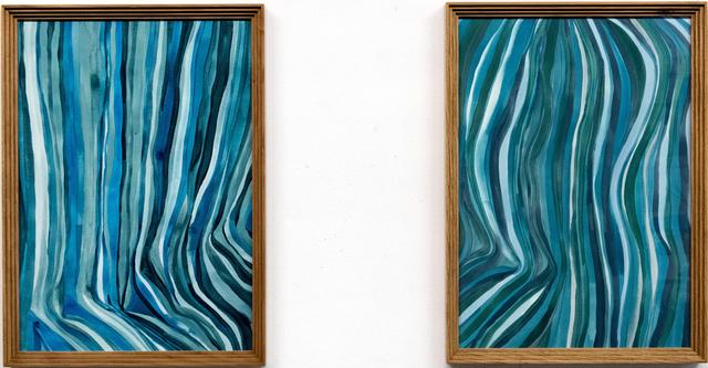 , 'Disegno del quasi Dittico,' 2016, Cortesi Gallery