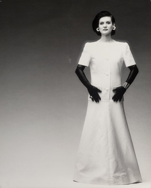 Irving Penn, 'Paloma Picasso', circa 1980, Photography, Gelatin silver, printed later, Heritage Auctions
