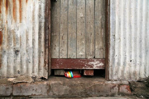 , 'Além do arco-íris,' 2012, Galeria 111