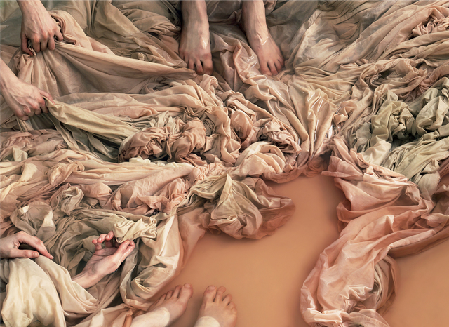 , ' The Washing I,' 2018, Cecilia Hillström Gallery