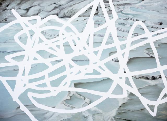 , 'Zero  (Ice),' 2014, Galerie Sandhofer