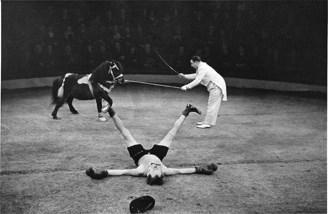 , 'Circus Medrano, Paris,' 1935, °CLAIR Galerie