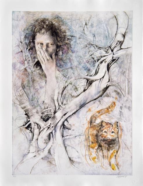 , 'Inverno / Winter,' 1997, Galleria Edarcom Europa