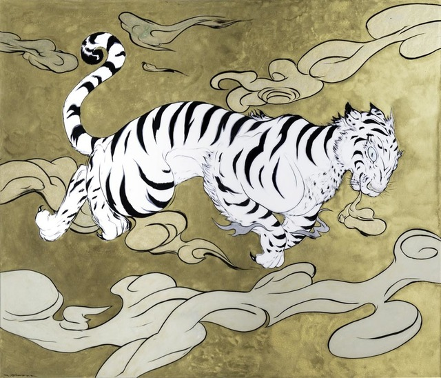, 'White Tiger,' 2013, Mizuma Art Gallery
