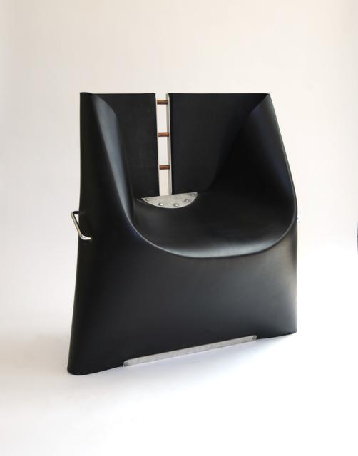 , 'Black Rubber Chair,' , kinder MODERN