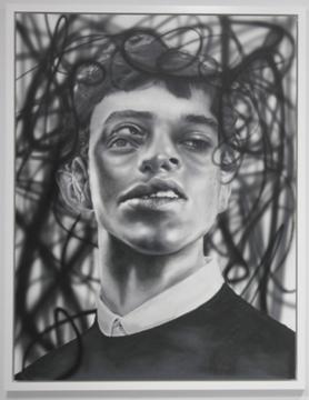, 'Graffitti Portrait I,' 2017, Galerie Ron Mandos