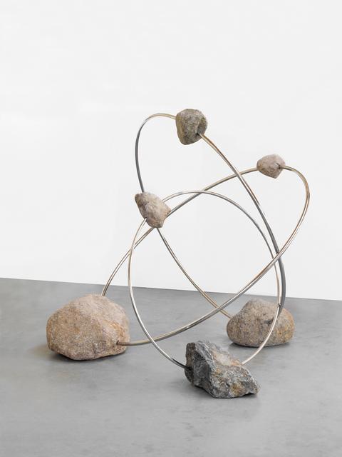 Alicja Kwade, 'REVOLUTION (Gravitas)', 2018, 303 Gallery