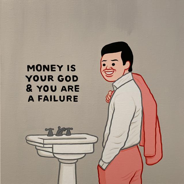 Joan Cornellà, 'Money is Your God', 2019, GR Gallery