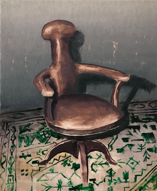 , 'Chair,' 2019, bo.lee gallery
