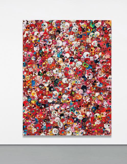 Takashi Murakami, 'MPGMP, 1960->2012', 2012, Phillips