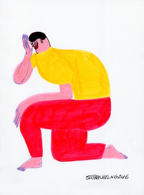, 'Kneel,' , Hashimoto Contemporary
