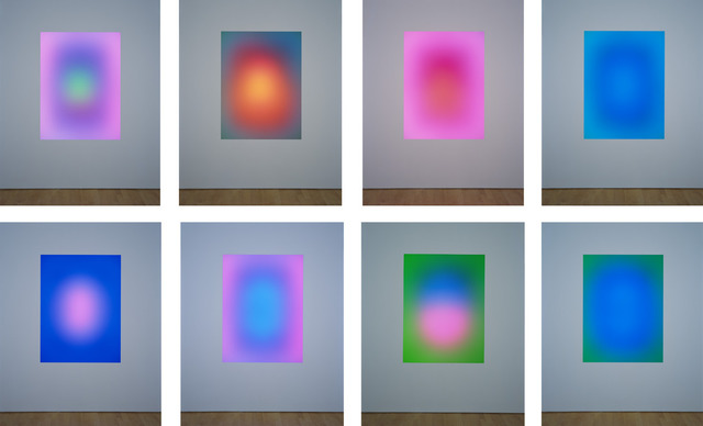 , 'Sustaining Light,' 2007, Gagosian