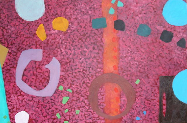 Phillip Alder, 'Red Granite', 2009, White Court Art