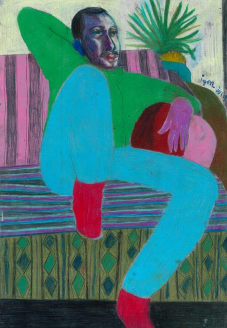 Igor Moritz, 'Guglielmo', 2019, Nil Gallery