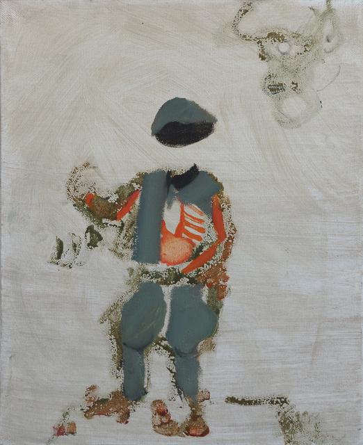 , 'Officer,' 2016, Galerie Sandhofer