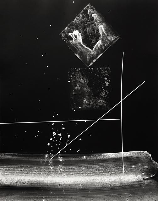 Gyorgy Kepes, 'Untitled photogram', ca. 1980, Robert Klein Gallery