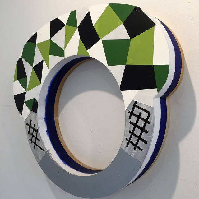 , 'AFRORING ,' 2008, The Schoolhouse Gallery