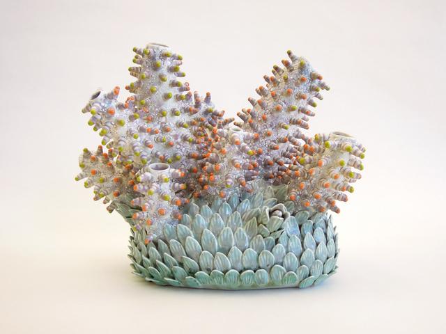 , 'Aplysina Lacunosa Cantus ,' 2015, Rhona Hoffman Gallery