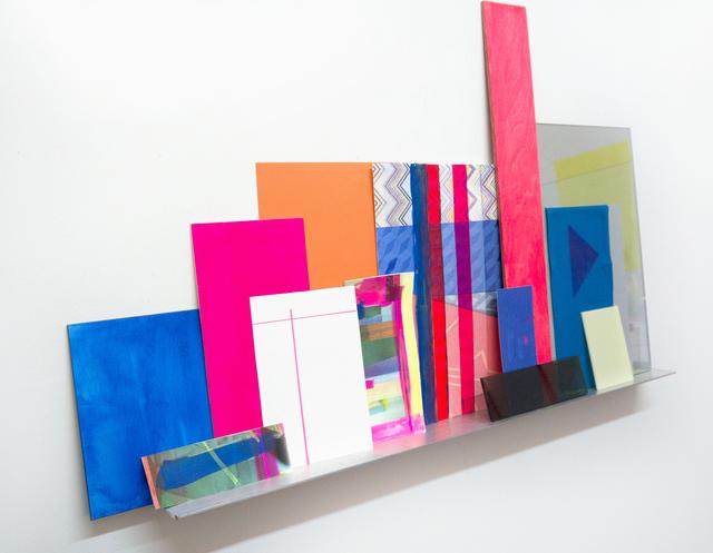 , 'Bild Objekt 10,' 2016, Johannes Vogt Gallery