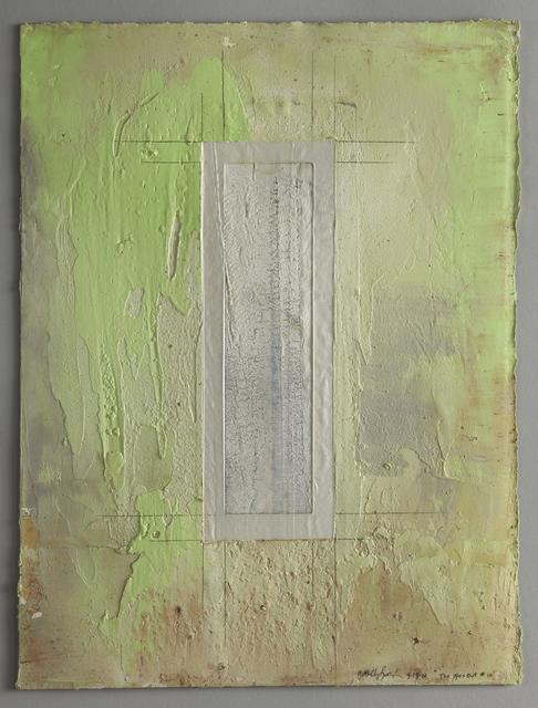 , 'The Way Out #12,' 2010, Eckert Fine Art