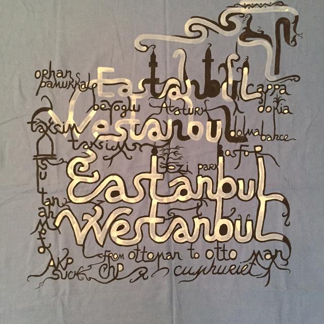 , 'Eastanbul Westanbul,' 2015, Jérôme Poggi