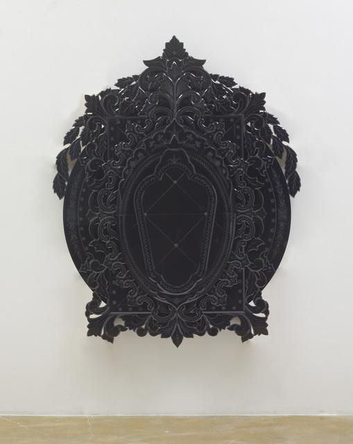 , 'I Saw Othello's Visage in his Mind,' 2013, SculptureCenter