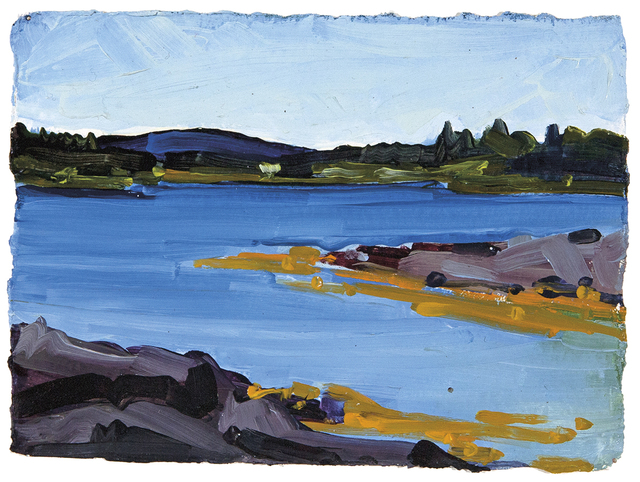 Susan Headley Van Campen, 'From Pendleton Point, Islesboro ', Dowling Walsh