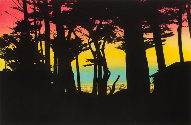 , 'Big Sur,' 2001-2002, Sims Reed Gallery