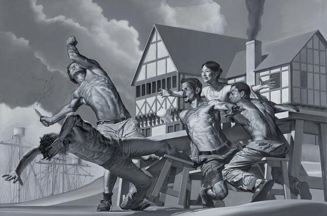 , 'Hostia - Assasination No.2 - Marlowe,' 2015, Gallery Poulsen