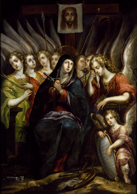 , 'The Virgin of Sorrows,' , Museo Soumaya
