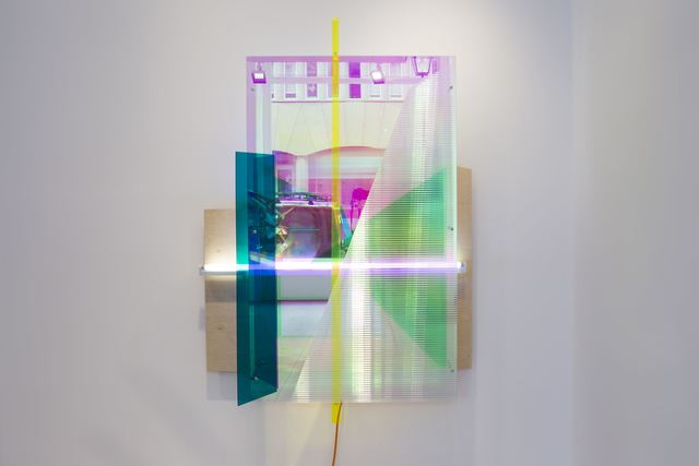 Sebastian Kuhn, 'Hangover Construktivism III', 2017, Anita Beckers
