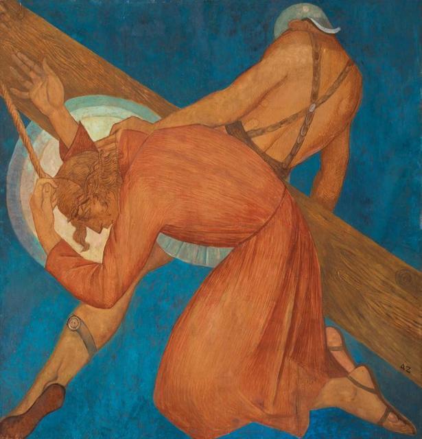, 'La caída del Señor en el camino de la Cruz ,' 1936-1937, Gary Nader