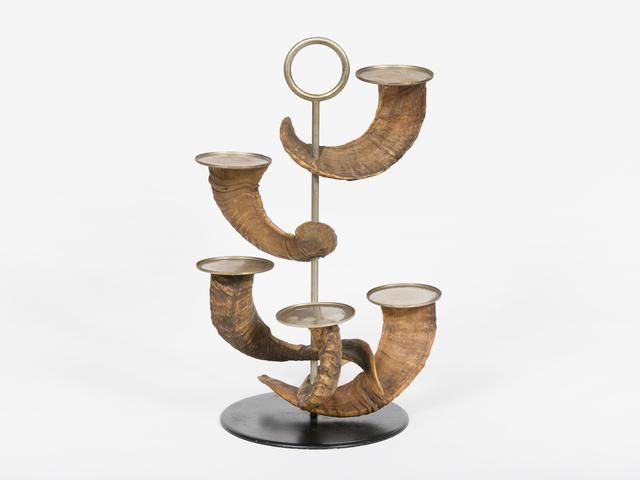 , 'Horn Candelabrum,' 1961, Patrick Parrish Gallery
