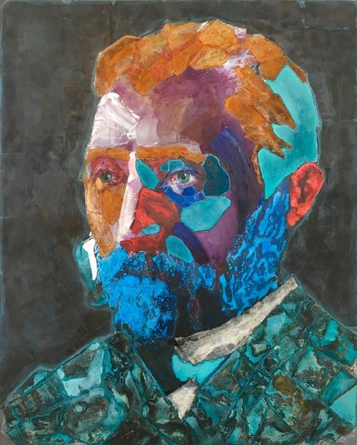 , 'Vincent,' 2017, Zemack Contemporary Art
