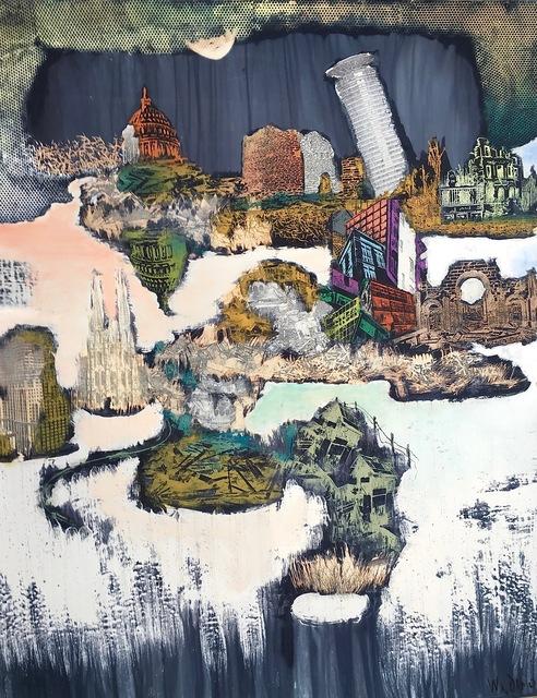 , 'Off KICC (Backgrounds),' 2017, ARTLabAfrica