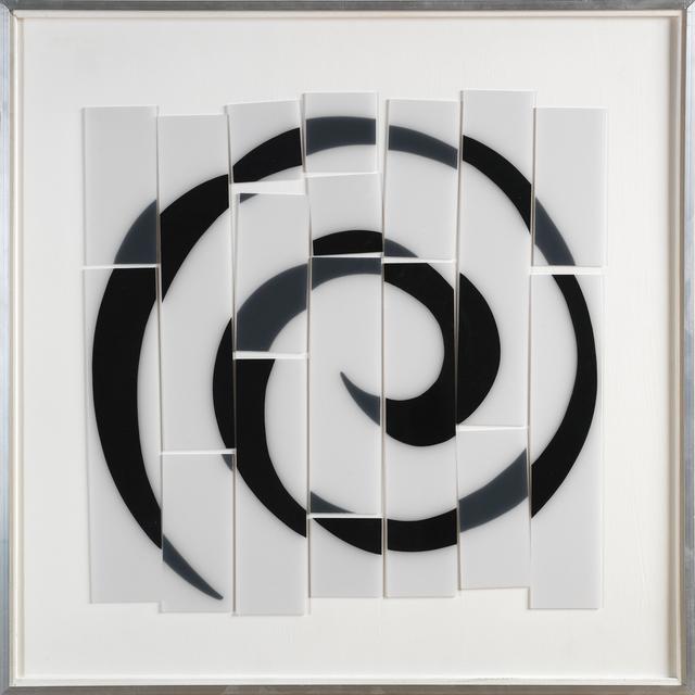 , 'Frantumazione 1 Spirale Colore,' 1985, TAG TheArtGallery