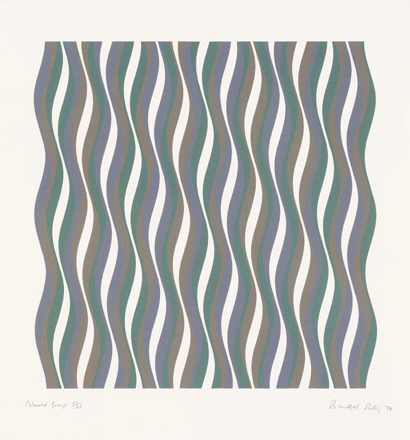 , 'Coloured Greys [1],' 1972, Karsten Schubert