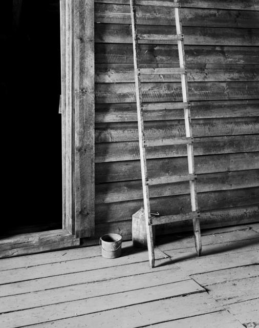, 'Ladder,' 2011, SCHEUBLEIN + BAK