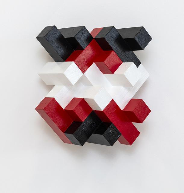 , 'Cluster #4 2018:3,,' 2018, Charles Nodrum Gallery