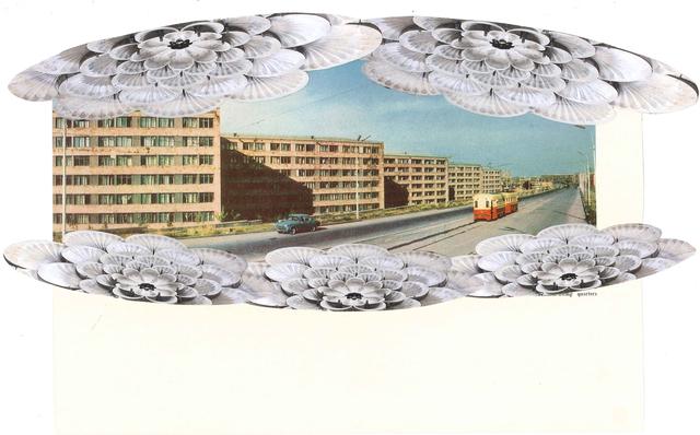 , 'Traffic, 'A Little Bit too Much, A Little Bit too Late' series,' 2011, Kalfayan Galleries
