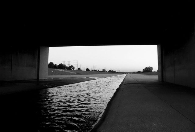 , 'Flux: Los Angeles River, Framed View,' 1997, Wall Space Gallery