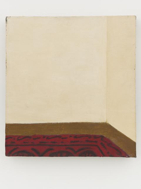 , 'Le tapis d'Edward,' 1993, M WOODS