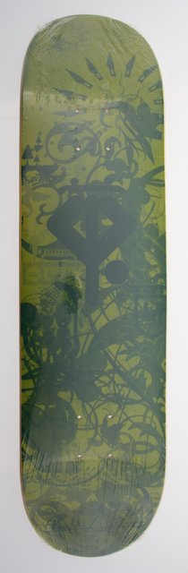 Ryan McGinness, 'Growing Handplants', 2007, Other, Screenprint in colors on skate deck, Heritage Auctions
