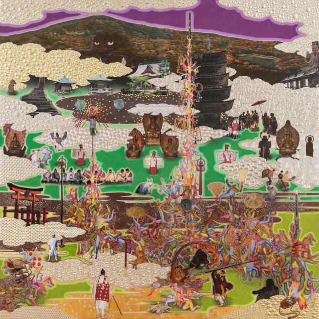, 'HIKYO haguro,' 2013, Whitestone Gallery