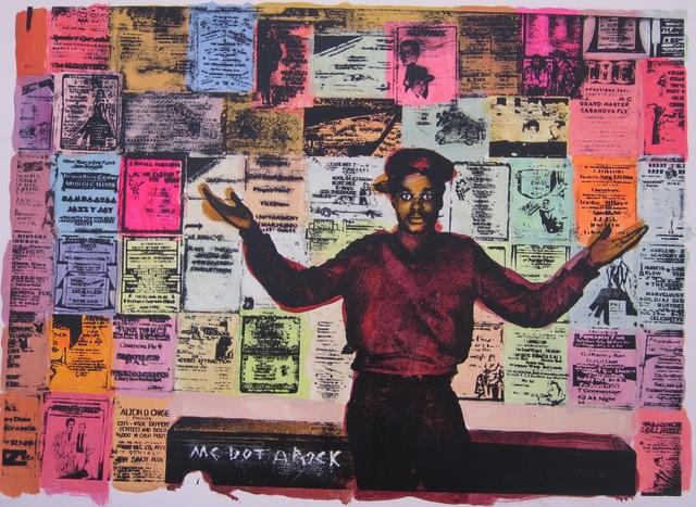 Charlie Ahearn, 'MC Dota Rock', 2016, Bronx Museum of the Arts Benefit Auction