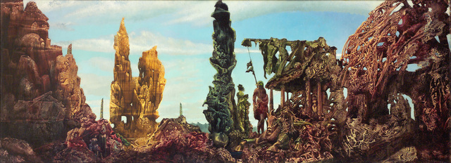 Max Ernst, 'Europe After the Rain', 1940-1942, ARS/Art Resource